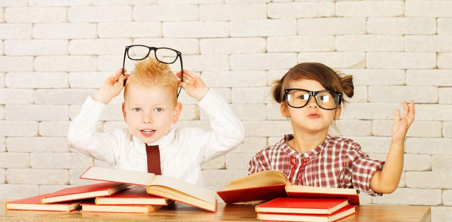 בדיקות ראיה ומשקפיים לילדים